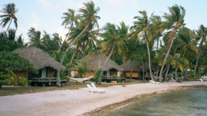 Manihi Pearl beach bungalows