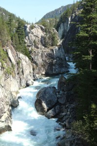 Cheakamus Canyon, Whistler Sea to Sky Climb